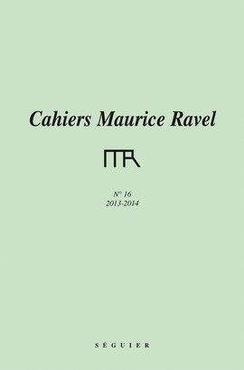 Couv_CahiersRavel 16.indd